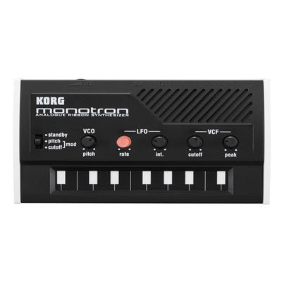 Korg Monotron Analogue Ribbon Synthesizer - Quest Music Store