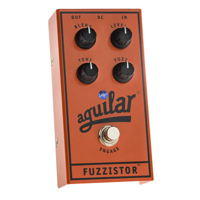 Aguilar Fuzzistor - Fuzz Pedal - Quest Music Store