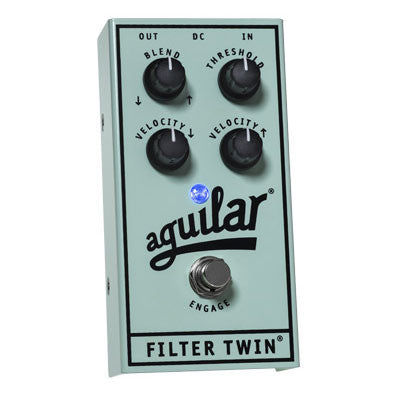 Aguilar Filter Twin - Dual Envelope Filter Pedal - Quest Music Store