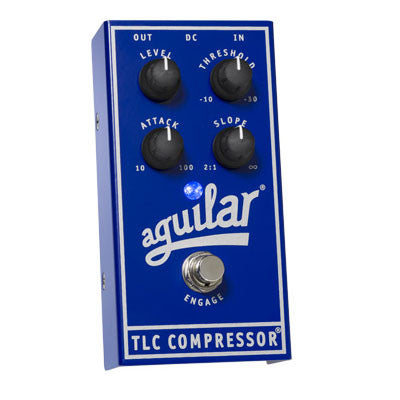 Aguilar TLC Compressor - Compression Pedal - Quest Music Store