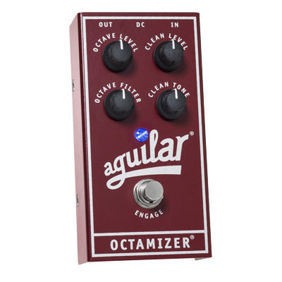 Aguilar Octamizer - Analog Octave Pedal - Quest Music Store