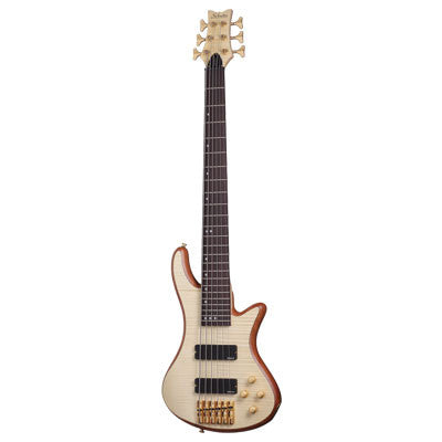 Schecter Stiletto Custom-6 Bass - Quest Music Store