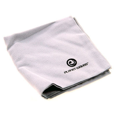 Plant Waves Micro Fiber Polishing Cloth - Quest Music Store