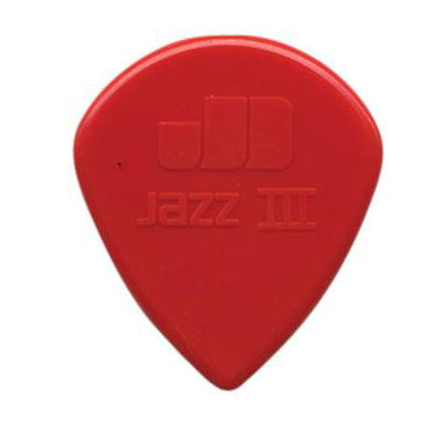 Dunlop Primetone Jazz III Guitar Picks - 12 Pack - Quest Music Store