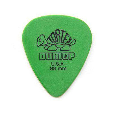 Dunlop Tortex .88mm Standard Guitar Picks - 12 Pack - Quest Music Store
