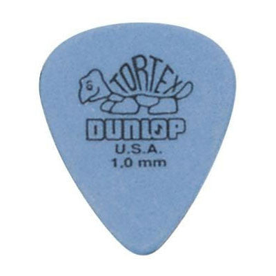 Dunlop Tortex 1.0mm Standard Guitar Picks - 12 Pack - Quest Music Store