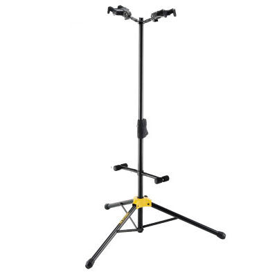 Hercules Double Hanging Guitar Stand - GS422B - Quest Music Store