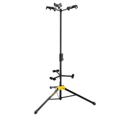 Hercules Triple Hanging Guitar Stand - GS432B - Quest Music Store