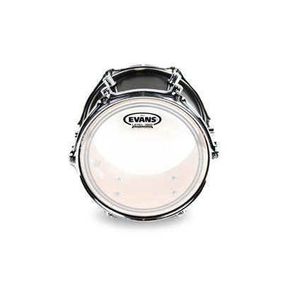 Evans Drumheads - EC2S Frosted/Coated - Quest Music Store