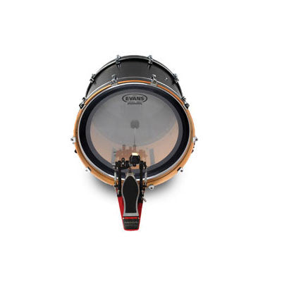 Evans Drumheads - EMAD Clear Bass Drumhead - Quest Music Store