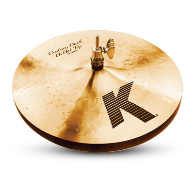Zildjian K Custom Dark Hi-Hats