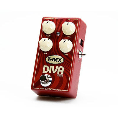 T-Rex Effects - Diva Drive Overdrive - Quest Music Store