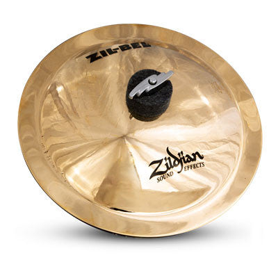 "Zildjian 9.5"" ZIL-BEL Large - Quest Music Store"