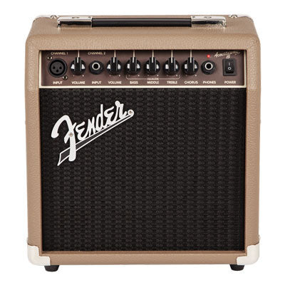 Fender Acoustasonic 15 Combo - Quest Music Store