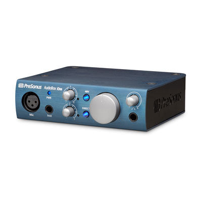 PreSonus AudioBox iOne 2x2 Recording Interface - Quest Music Store