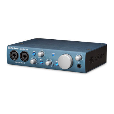 PreSonus AudioBox iTwo 2x2 Recording Interface