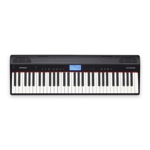 Roland GO:PIANO - 61 Key Portable Digital Piano w/Speakers