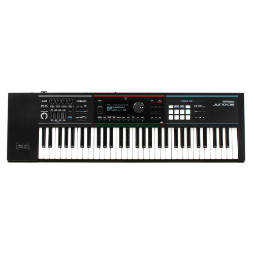 Roland Juno DS61 61 Key Synthesizer w/Phrase Pads