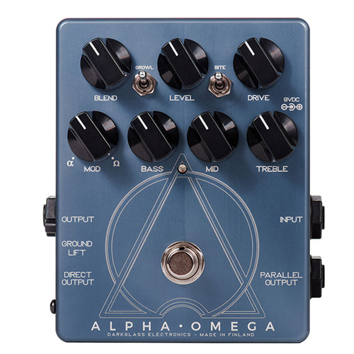 Darkglass Electronics Alpha Omega Preamp - Quest Music Store
