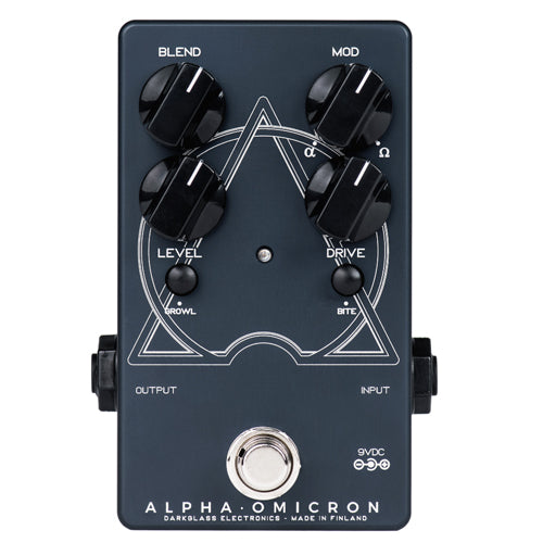 Darkglass Electronics - ALPHA · OMICRON Bass Preamp - Quest Music Store