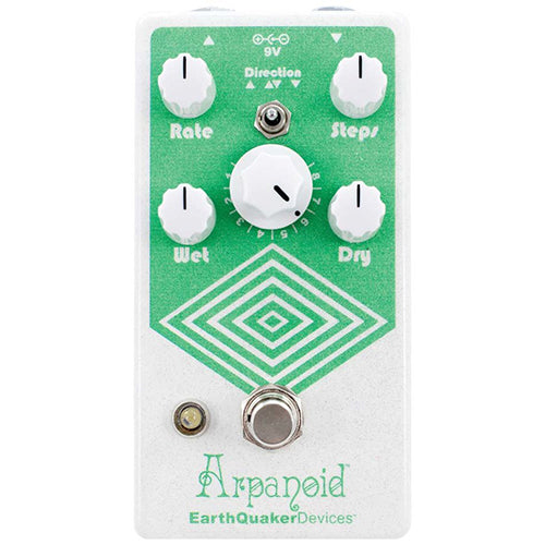 EarthQuaker Arpanoid Polyphonic Pitch Arpeggiator V2