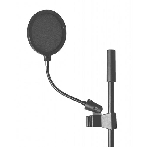 On-Stage ASVS4-B Adjustable Clip-On Pop Filter