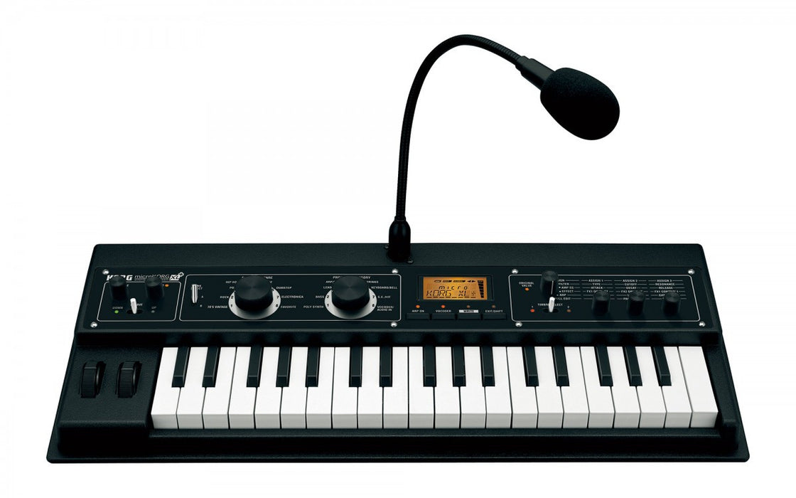 Korg MicroKorg XL+ Synthesizer/Vocoder