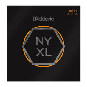 D'Addario NYXL 10-46 Electric Guitar Strings - Quest Music Store
