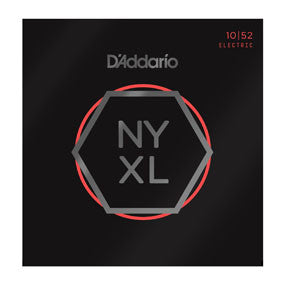 D'Addario NYXL 10-52 Electric Guitar Strings - Quest Music Store