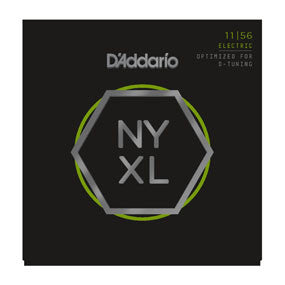 D'Addario NYXL 11-56 Electric Guitar Strings - Quest Music Store