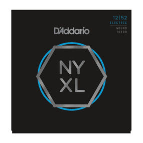 D'Addario NYXL 12-52 Electric Guitar Strings - Quest Music Store