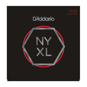 D'Addario NYXL 12-54 Electric Guitar Strings - Quest Music Store