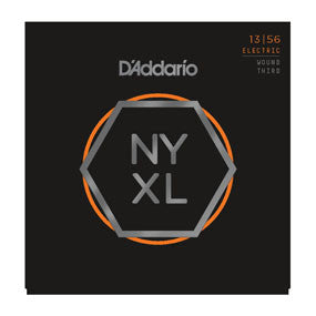 D'Addario NYXL 13-56 Electric Guitar Strings - Quest Music Store