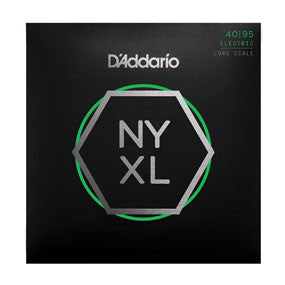 D'Addario NYXL 40-95 Long Scale Bass Strings - Quest Music Store