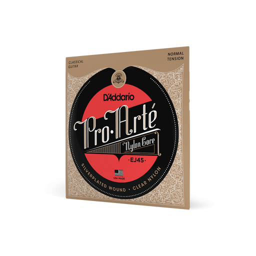 D'Addario EJ45 - Pro Arte Classical Strings - Normal Tension
