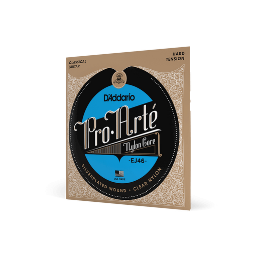 D'Addario EJ46 - Pro Arte Classical Guitar Strings - Hard Tension