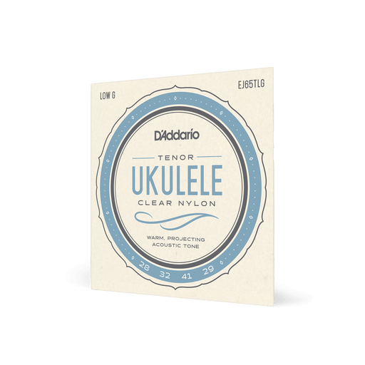D'Addario EJ65TLG - Tenor Ukulele Strings - Low G