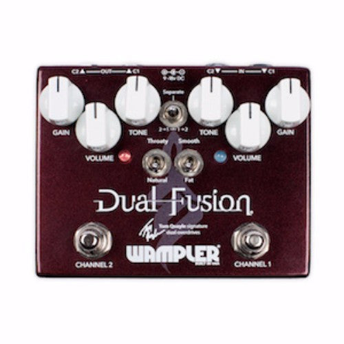Wampler Pedals - Dual Fusion Overdrive