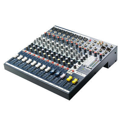 Soundcraft EFX 8-Channel Mixer - Quest Music Store