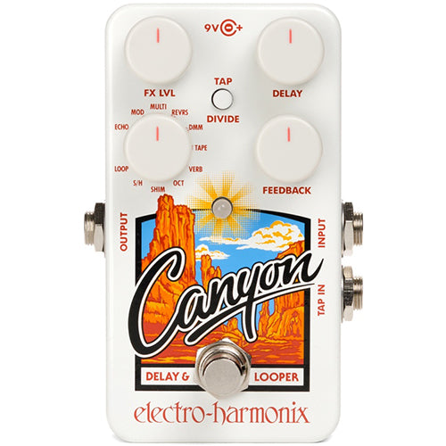 Electro-Harmonix Canyon Delay - Quest Music Store