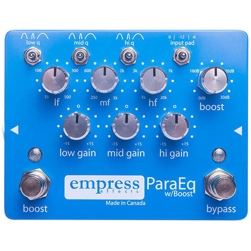 Empress Effects ParaEq