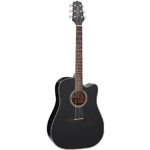 Takamine GD15CE-BLK Acoustic Guitar - Quest Music Store