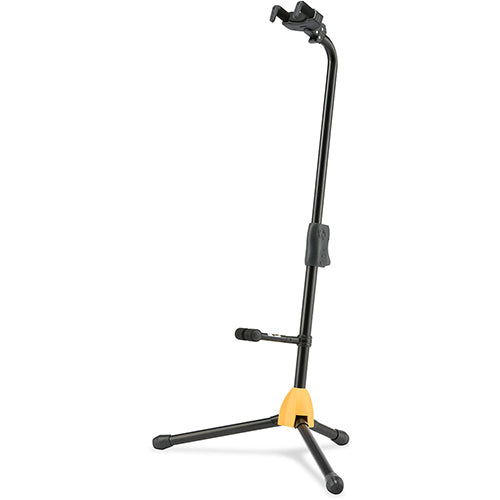 Hercules Auto Grip System Single Guitar Stand W/Backrest - GS412B