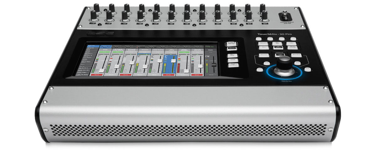 QSC TouchMix-30 Pro 32 Channel Digital Mixer