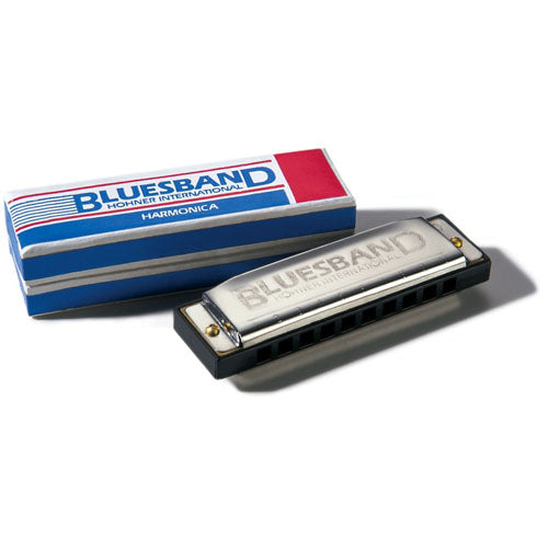 Hohner Blues Band Harmonica - Key of A
