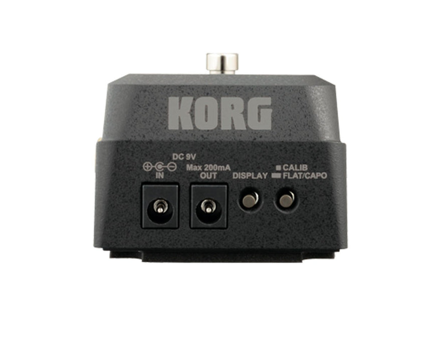 Korg Pitchblack Poly - Polyphonic Pedal Tuner - Quest Music Store