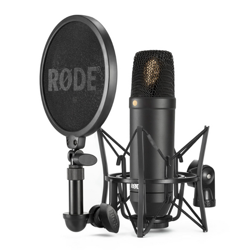 Rode Microphones - NT1 Kit Condenser Microphone
