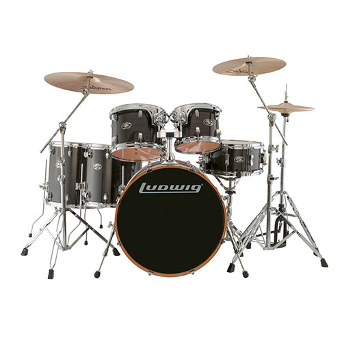 Ludwig Evolution Maple 6 Piece Shell Pack