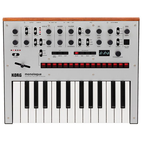 Korg Monologue Monophonic Analogue Synthesizer
