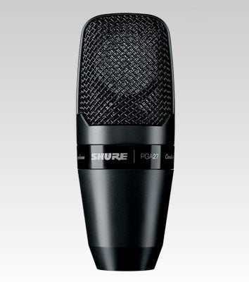 Shure PGA27 Large Diaphragm Side-Address Condenser Mic - Quest Music Store